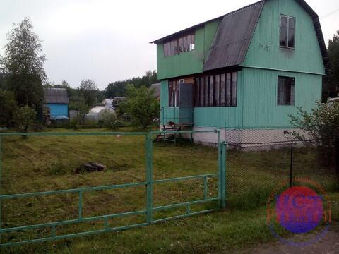 Дача 60м2 в Павлово-Посадском р-не, 60км.от МКАД горьк.ш. - Фото 1