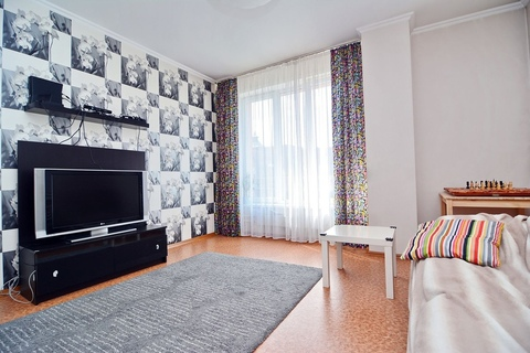 Продам 3-к квартиру, Новокузнецк город, улица Батюшкова 4б - Фото 2