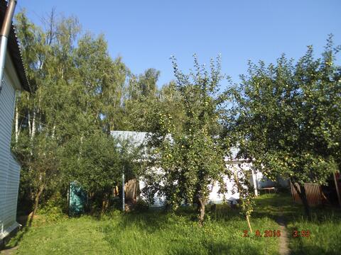 Земельный участок 10.4 сотки с 2-х эт.домом - Фото 2