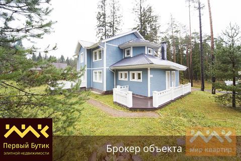 Продается дом, Рощино пгт, Отрадная - Фото 1