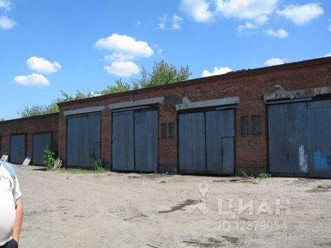 Продажа производственного помещения, Тула, Ул. Новотульская - Фото 1