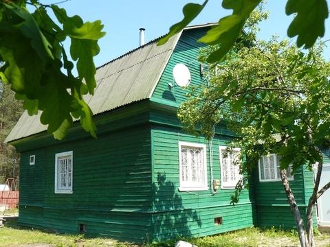 Продаётся дом в рп. Большая Вишера Маловишерского р-на - Фото 1