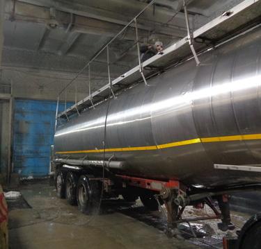 Мойка грузового автотранспорта, шиномонтаж. - Фото 2