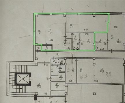 Аренда помещения 95 м2 по адресу Ломоносова 75 (ном. объекта: 1261) - Фото 5
