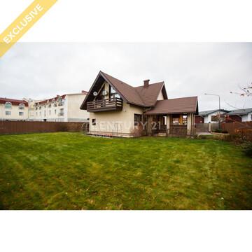 Продажа дома 214 кв.м на зем. участке 10 соток по ул. Солнечная, д.2 - Фото 2