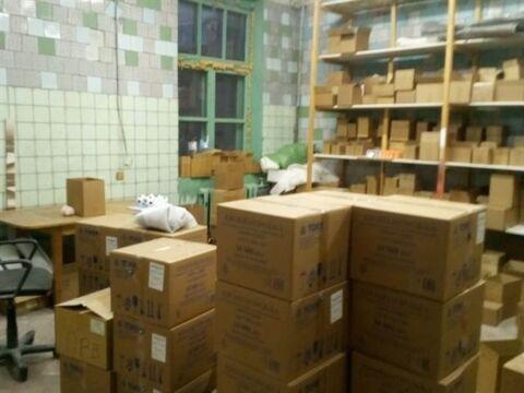 Сдам складское помещение 608 кв.м, м. Нарвская - Фото 2
