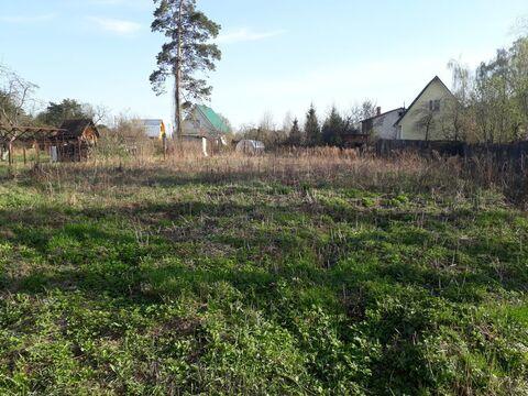 Земельный участок в СНТ г. Обнинск 871 кв.м. - Фото 1