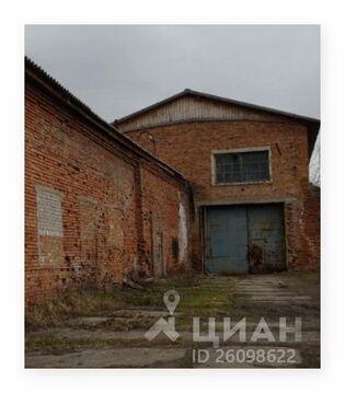 Склад в Красноярский край, Новоселовский район, с. Новоселово (1210.0 . - Фото 2