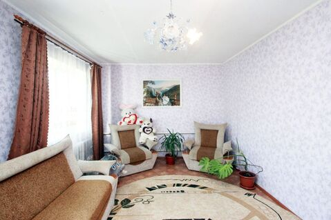 Трехкомнатная квартира в двухквартирном доме - Фото 1