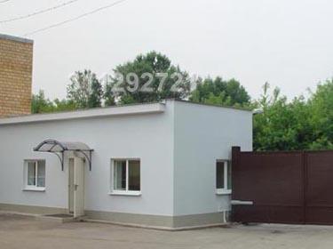 Теплый склад. 1 ворота, высота– 4 м Складской компле - Фото 2