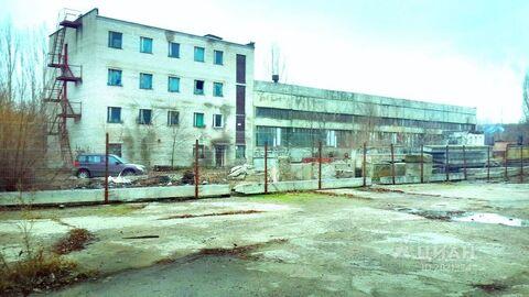 Продажа производственного помещения, Воронеж, Ул. Волгоградская - Фото 1