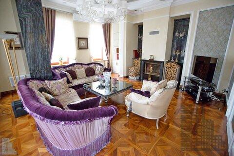5-комнатная квартира в ЖК Крылатские Холмы, дизайнерский ремонт,290кв.м - Фото 1
