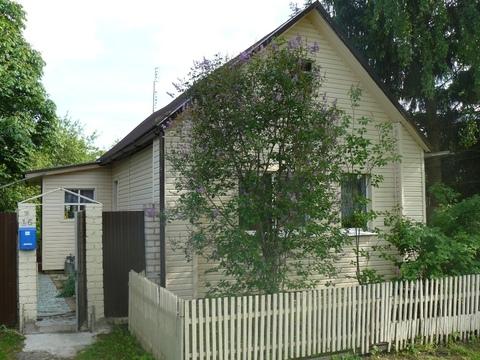 Продаётся дом в д. Брус Крестецкого р-на - Фото 1