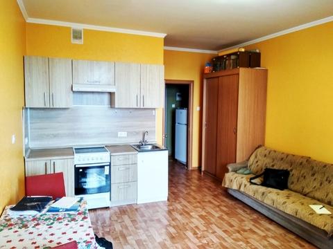 Студия с отделкой в кирп-монол.доме в ЖК Спутник, Мытищи, - Фото 2