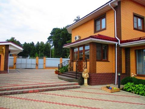 Коттедж, жилой дом д. Малое Толбино, Подольск. - Фото 2