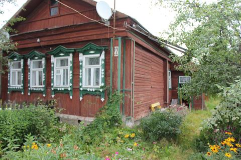 Часть дома р-н 1-го маршрута г. Александров Владимирская обл. - Фото 1