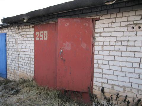 Гараж в п.Балакирево, кв-л Юго-Западный, Владимирская область. - Фото 1