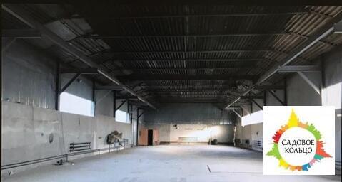 Под склад/произ-во, холод, выс. потолка: 6,5 м, 2-е ворот, кран-балка - Фото 2