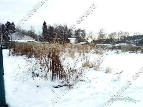 Можайское ш. 23 км от МКАД, Папушево, Участок 6.4 сот. - Фото 4