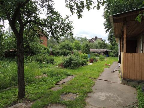 Часть дома на участке 5 соток в городе Мытищи поселок Дружба - Фото 2
