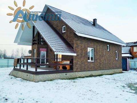 Обжитой коттедж близ деревни Машково Жуковского района Калужской облас - Фото 5