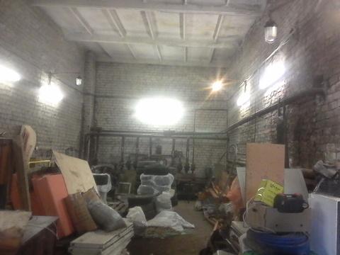 Теплые производственные помещения от 50 кв.м, 200 рублей/кв.м - Фото 1
