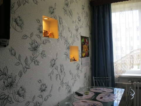 Уютная, светлая 2-х комнатная квартира в дер. Большие Колпаны - Фото 5