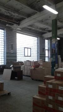 Сдаётся отапливаемое складское помещение 600 м2 - Фото 1