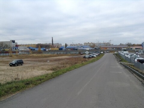 Участок рядом с автоцентром - Фото 2
