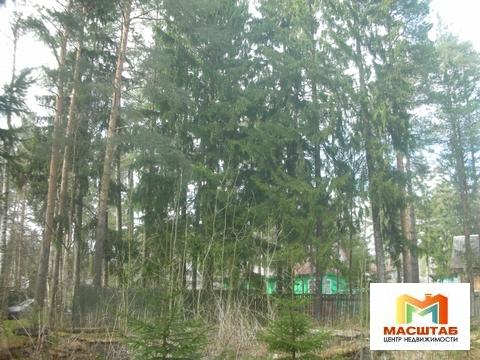 Баркановская ул. г. Всеволожск, участок ИЖС 10 соток. - Фото 1