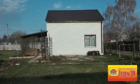 Дачный массив после села Узморье, 2эт кирпичная дача - Фото 3
