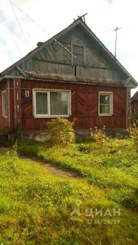 Продажа дома, Медвежьегорск, Медвежьегорский район, Ул. Сегежская - Фото 1