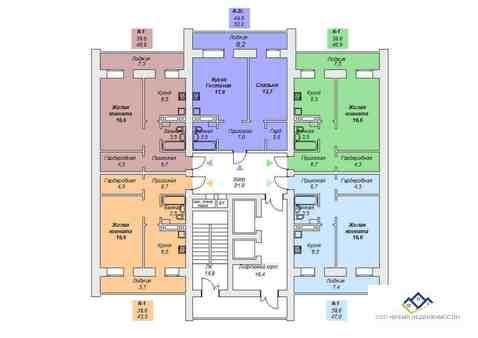 Продам двухкомнатную квартиру Шаумяна 12/6, 43 кв.м 11 эт 2130т.р - Фото 4