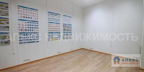 Аренда офиса 38 м2 м. Крестьянская застава в бизнес-центре класса В в . - Фото 4