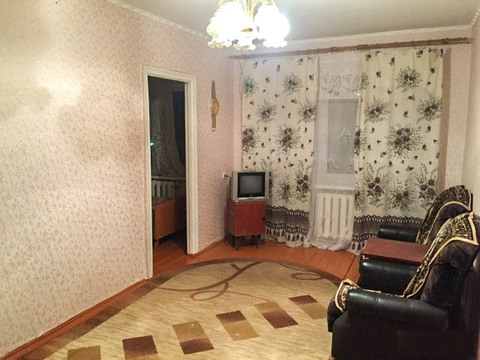 Сдается 2-х комнатная квартира 45 кв.м. ул. Московская 1 - Фото 3