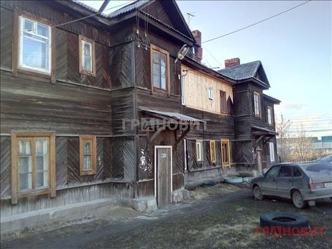 Продажа квартиры, Обь, Ул. Железнодорожная - Фото 1