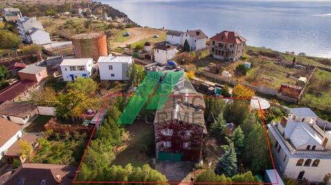 Купить Дом в Севастополе, мыс Фиолент, район Монастырь - Фото 1