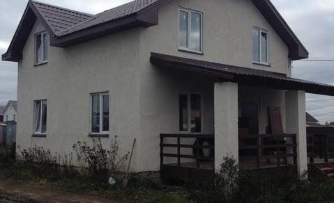 Продается новый дом с. Малышево, Раменский оайон - Фото 1