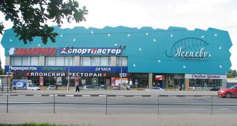 Торговый центр метро ясенево