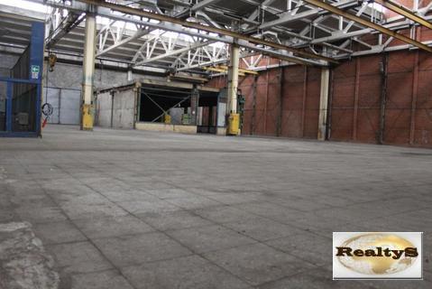 Производственное помещение 2500м2 с кран-балкой - Фото 3