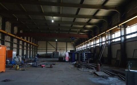 Продам производственное помещение 2000 кв.м, м. Фрунзенская - Фото 1