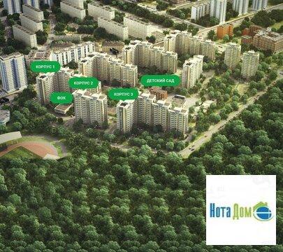 Продаётся 1-комнатная квартира по адресу Плещеевская 42к1 - Фото 1