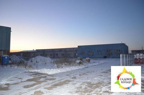 Одноэтажное производственно-складское здание, площадью 5 100 кв - Фото 1