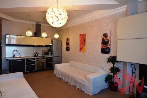 Квартира улучшенной планировки, в новом комфортабельном доме, с ох - Фото 1