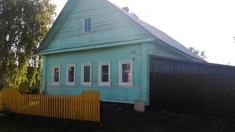 Продам дом с удобствами в д. Дворищи Маловишерского р-на - Фото 1