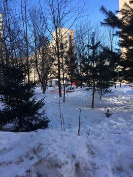 1 комнатная квартира общ. пл. 32 кв.м в Москве, ул. Борисовские пруды - Фото 3