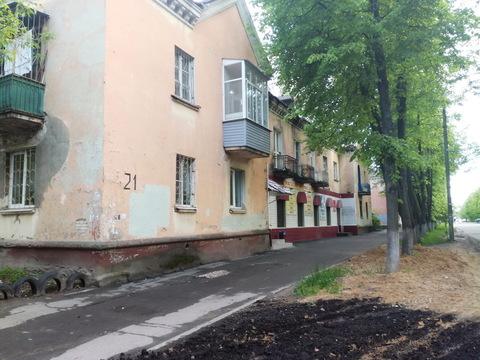 Продажа комнаты в 3ке (20м2+балкон) на ул.Судостроителей - Фото 1