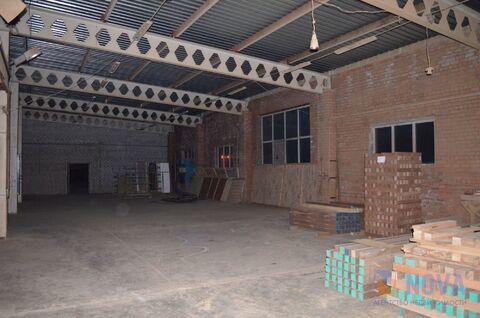 Продается одноэтажное капитальное производственно-складское здание - Фото 4