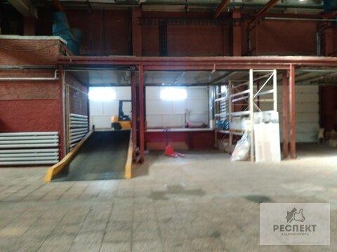Производство/Склад 670 кв.м, кран-балка 3,5т. - Фото 3