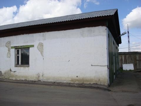 Продается производственная база в районе п. Мегет (Ангарский район) - Фото 2